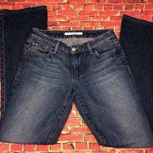 "Joe's ""Honey"" Bootcut Jeans size w 27"